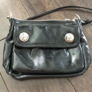 Coach handbag, black